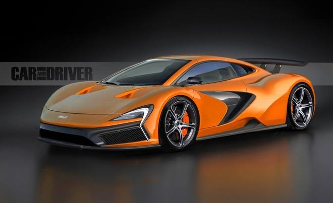 McLaren chuan bi ra mat sieu xe P14 hinh anh