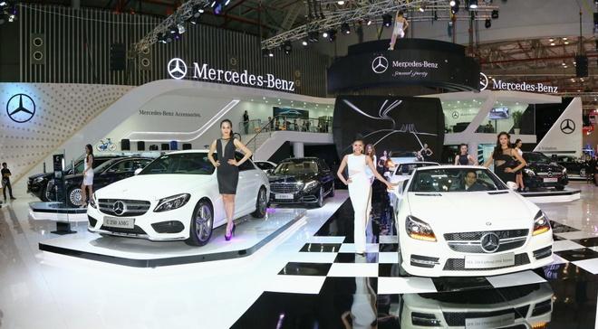Mercedes sap gioi thieu 12 mau xe tai Viet Nam hinh anh 1