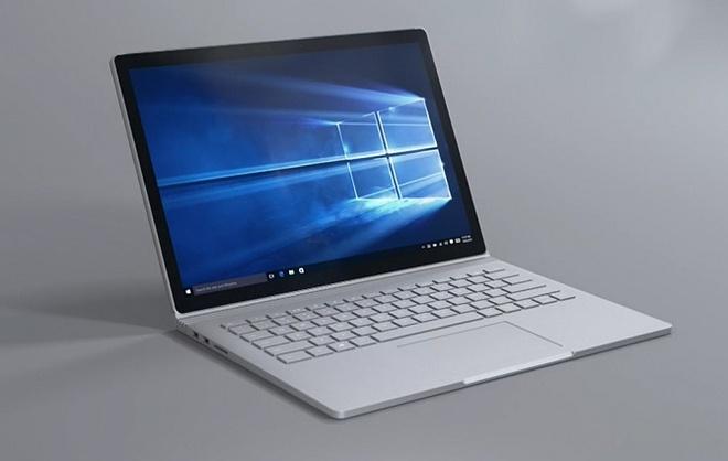 Surface Book da chay hang phien ban cao cap nhat hinh anh