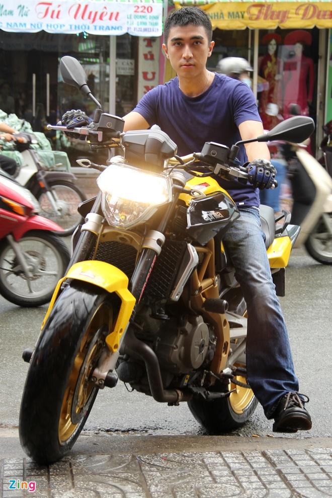 Yamaha R3 hoi ngo dan sieu moto tai Sai Gon hinh anh 11