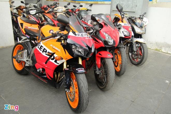 Yamaha R3 hoi ngo dan sieu moto tai Sai Gon hinh anh 13