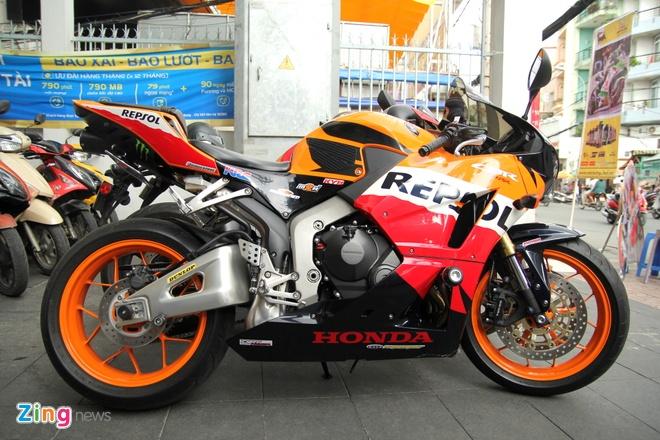 Yamaha R3 hoi ngo dan sieu moto tai Sai Gon hinh anh 14