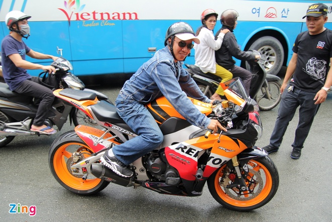 Yamaha R3 hoi ngo dan sieu moto tai Sai Gon hinh anh 5