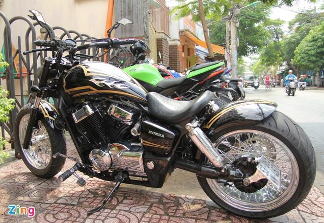 Yamaha R3 hoi ngo dan sieu moto tai Sai Gon hinh anh 7