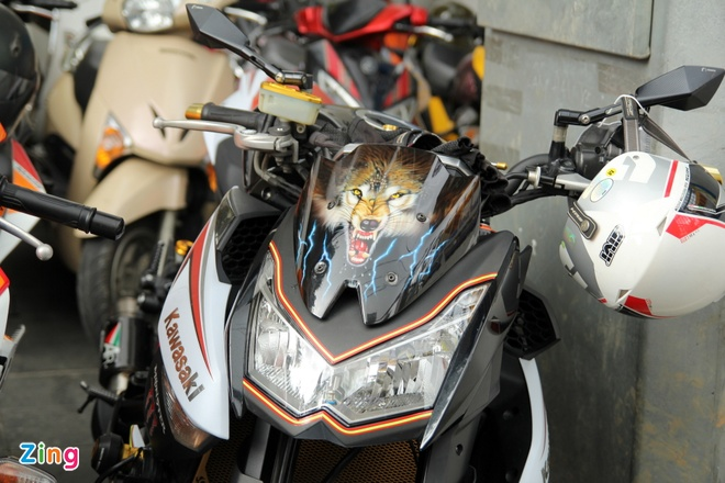 Yamaha R3 hoi ngo dan sieu moto tai Sai Gon hinh anh 8