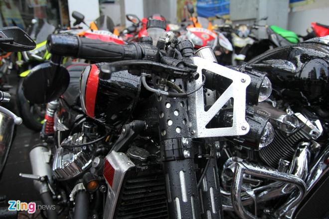 Yamaha R3 hoi ngo dan sieu moto tai Sai Gon hinh anh 9