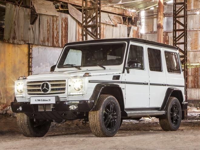 Mercedes sap gioi thieu G500 gia 6,6 ty dong tai Viet Nam hinh anh