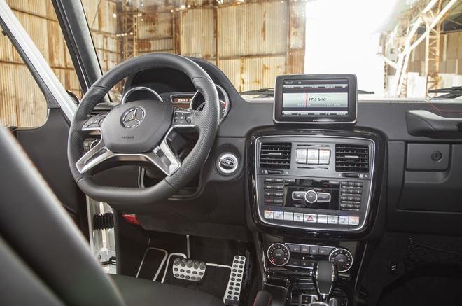 Mercedes sap gioi thieu G500 gia 6,6 ty dong tai Viet Nam hinh anh 3