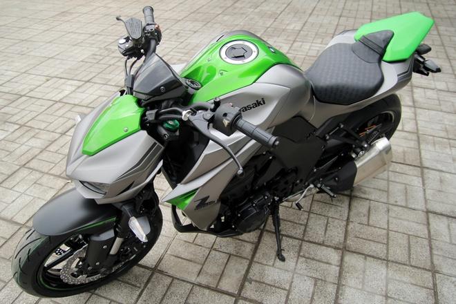 Chi tiet Kawasaki Z1000 doi 2016 gia 390 trieu tai Sai Gon hinh anh