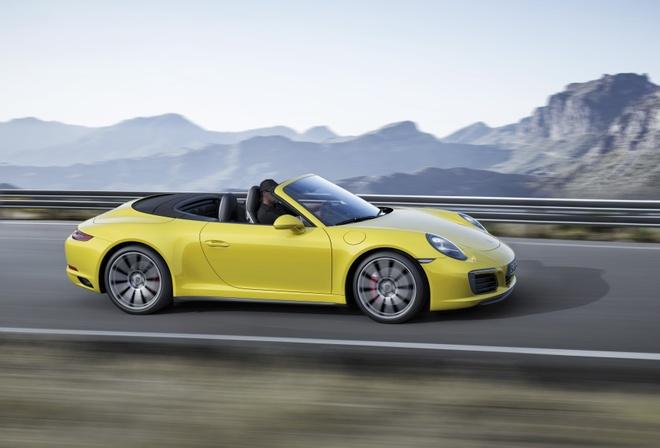 Porsche 911 doi moi gia tu 6,7 ty dong tai Viet Nam hinh anh