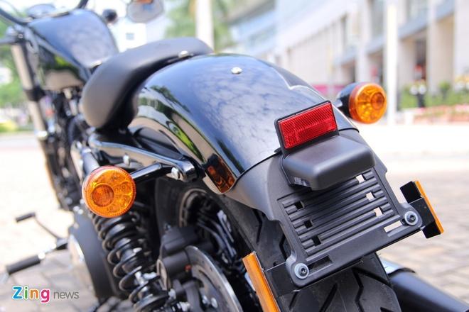 Chi tiet Harley Forty-Eight 2016 vua ra mat tai Viet Nam hinh anh 12