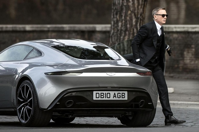 Sieu xe Aston Martin cua diep vien 007 co kha nang chong dan hinh anh
