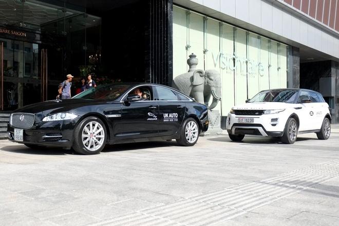 Ly Nha Ky dung xe sang Jaguar don Xa Thi Man hinh anh 6
