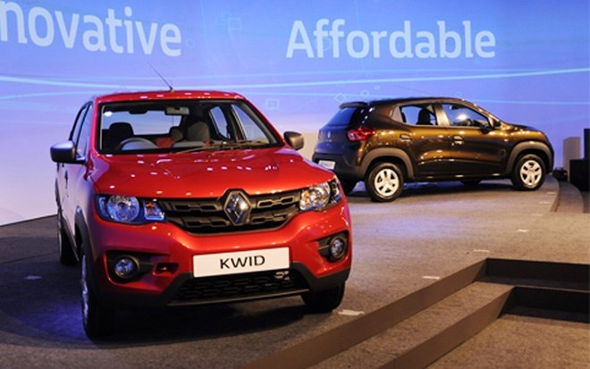 Renault Kwid 4.000 USD lieu co khuynh dao thi truong Viet? hinh anh