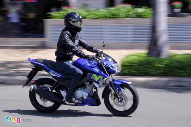 Yamaha Exciter 150 va FZ150i Movistar do dang hinh anh 14