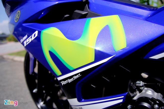 Yamaha Exciter 150 va FZ150i Movistar do dang hinh anh 5