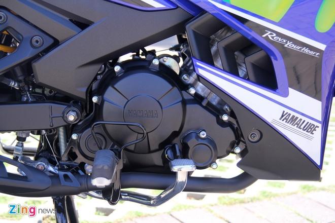 Yamaha Exciter 150 va FZ150i Movistar do dang hinh anh 7