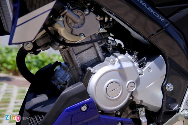 Yamaha Exciter 150 va FZ150i Movistar do dang hinh anh 8