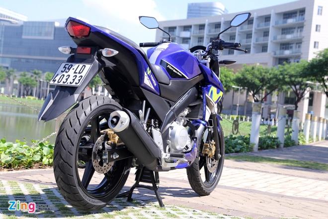 Yamaha Exciter 150 va FZ150i Movistar do dang hinh anh 12