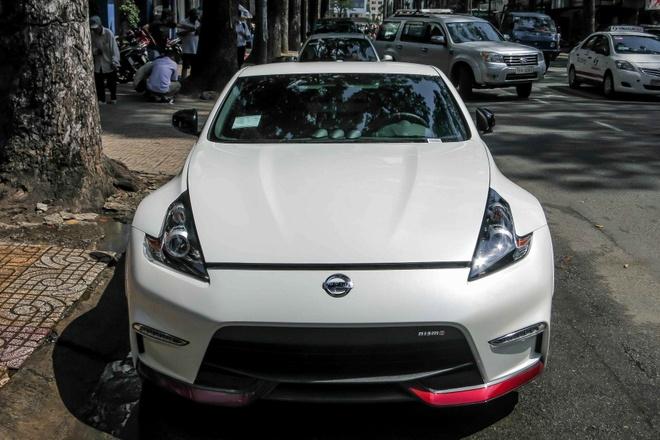 Xe the thao hang doc Nissan 370Z Nismo o Sai Gon hinh anh 1