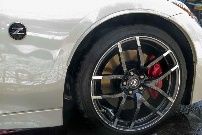 Xe the thao hang doc Nissan 370Z Nismo o Sai Gon hinh anh 10