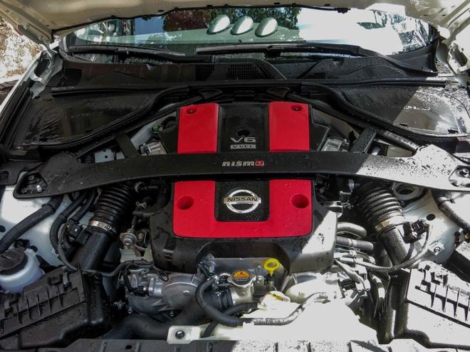 Xe the thao hang doc Nissan 370Z Nismo o Sai Gon hinh anh 5