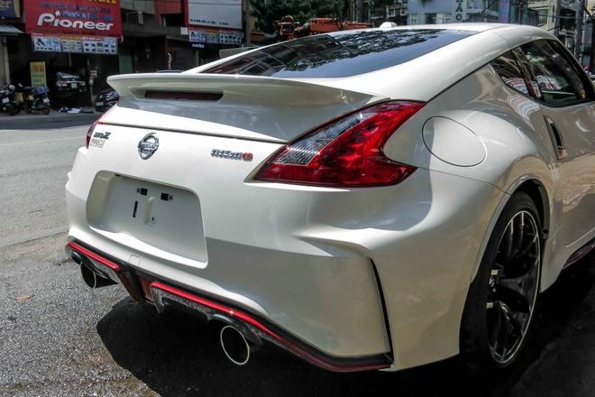 Xe the thao hang doc Nissan 370Z Nismo o Sai Gon hinh anh 6