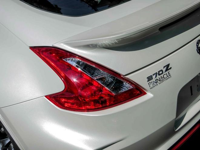 Xe the thao hang doc Nissan 370Z Nismo o Sai Gon hinh anh 7