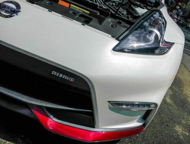 Xe the thao hang doc Nissan 370Z Nismo o Sai Gon hinh anh 9