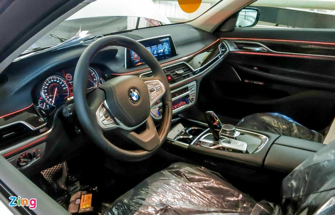 Chi tiet BMW 7-Series sap ra mat tai Viet Nam hinh anh 4