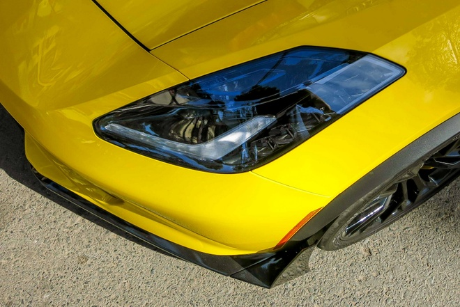 Chi tiet sieu xe Chevrolet Corvette Z06 thu 2 tai Sai Gon hinh anh 10