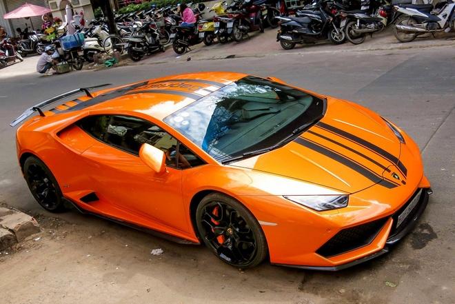 Bo suu tap Lamborghini Huracan cua dai gia Viet hinh anh 4