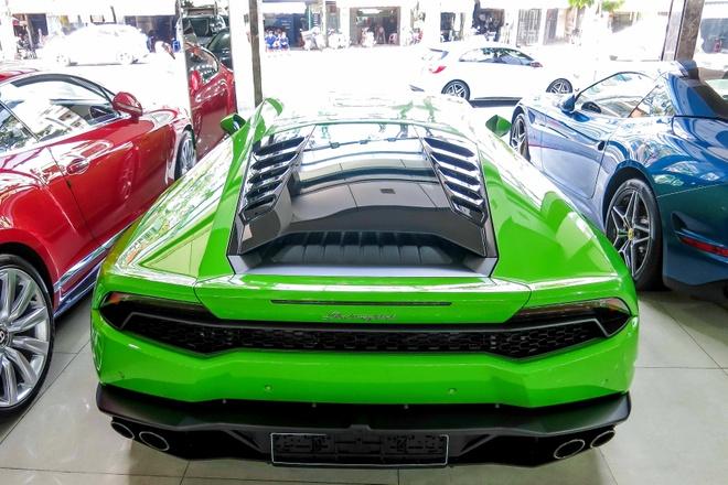 Bo suu tap Lamborghini Huracan cua dai gia Viet hinh anh 6
