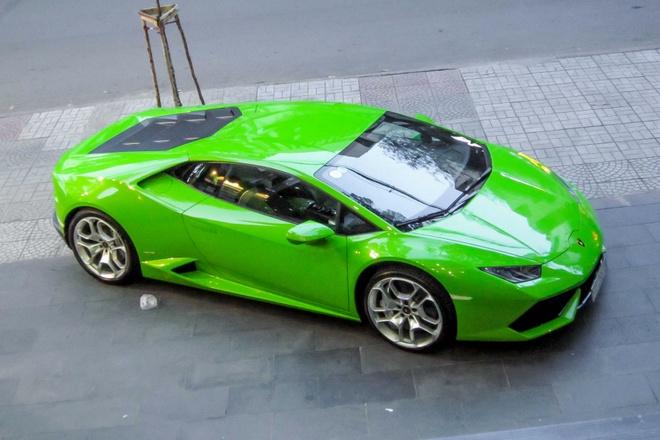 Bo suu tap Lamborghini Huracan cua dai gia Viet hinh anh 5