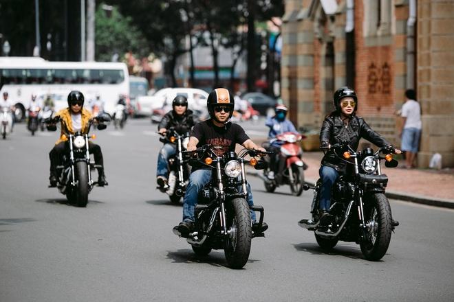 3 mau Harley-Davidson gia re nhat tai Viet Nam hinh anh 3