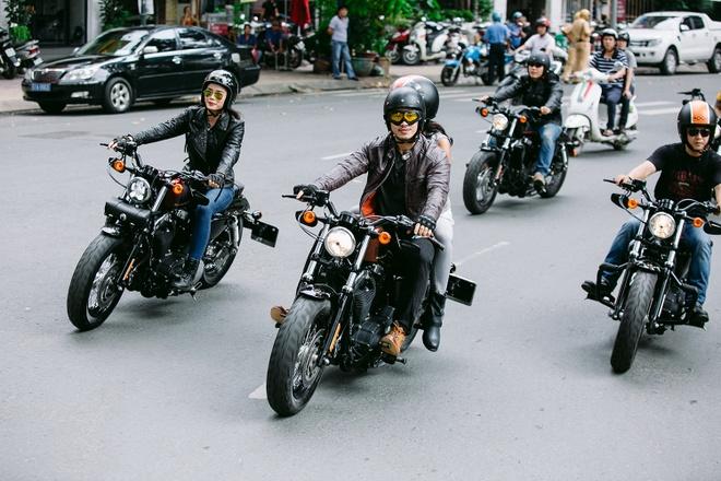 3 mau Harley-Davidson gia re nhat tai Viet Nam hinh anh 1