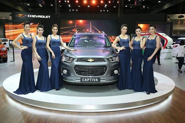 Chevrolet ra mat SUV 7 cho Captiva 2016 hinh anh 1