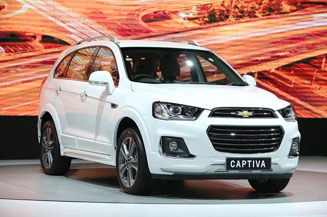 Chevrolet ra mat SUV 7 cho Captiva 2016 hinh anh 4