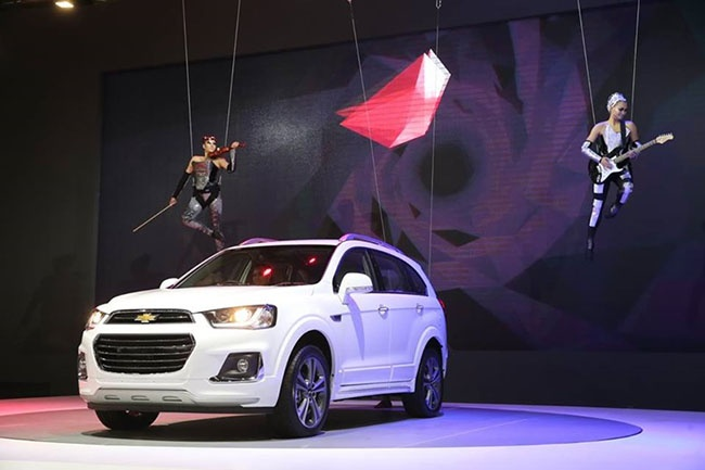 Chevrolet ra mat SUV 7 cho Captiva 2016 hinh anh 2