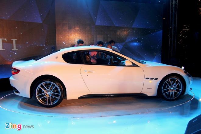 Chi tiet Maserati GranTurismo Sport chinh hang dau tien hinh anh 14