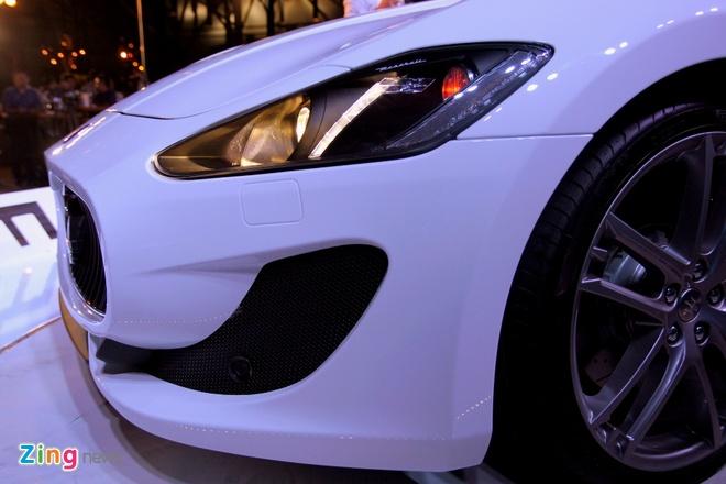 Chi tiet Maserati GranTurismo Sport chinh hang dau tien hinh anh 5