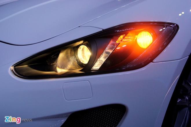 Chi tiet Maserati GranTurismo Sport chinh hang dau tien hinh anh 6