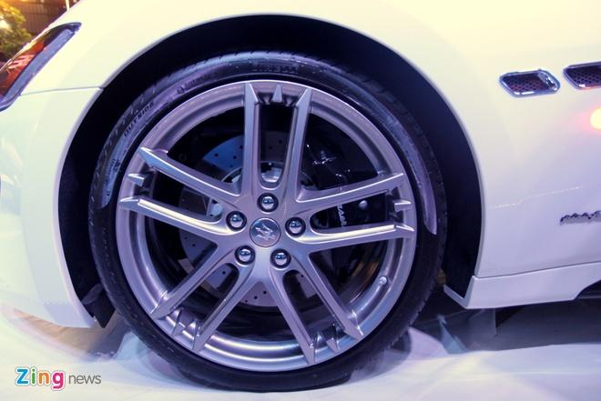 Chi tiet Maserati GranTurismo Sport chinh hang dau tien hinh anh 8