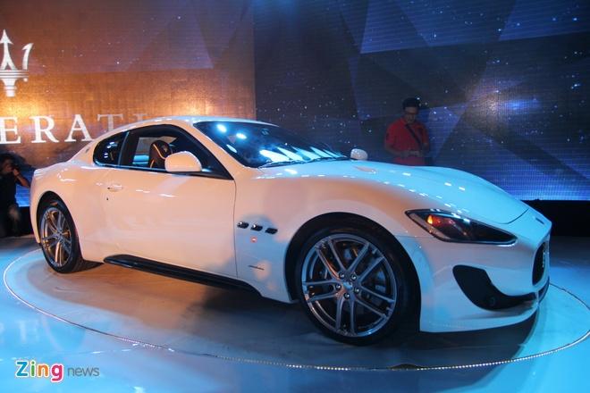 Maserati chinh thuc vao Viet Nam hinh anh 1