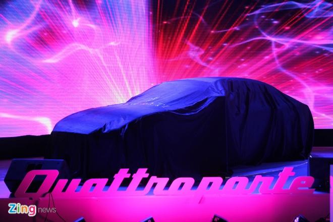 Maserati Quattroporte - doi thu cua S-Class tai Viet Nam hinh anh 1