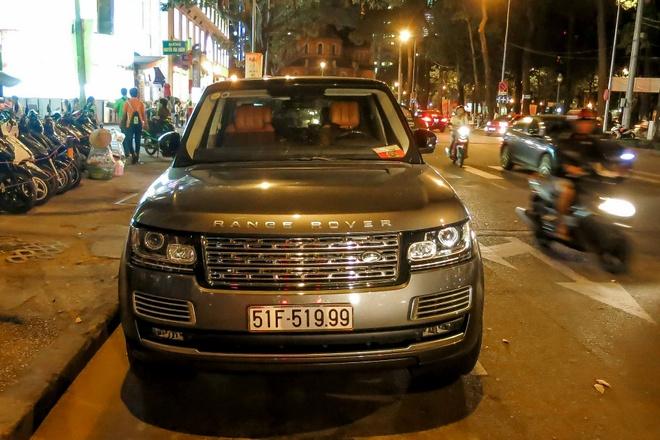 Range Rover Black Edition mau doc o Sai Gon hinh anh 2