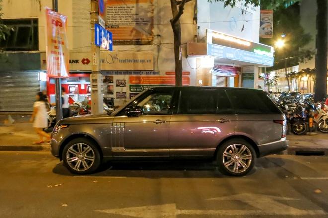 Range Rover Black Edition mau doc o Sai Gon hinh anh 3