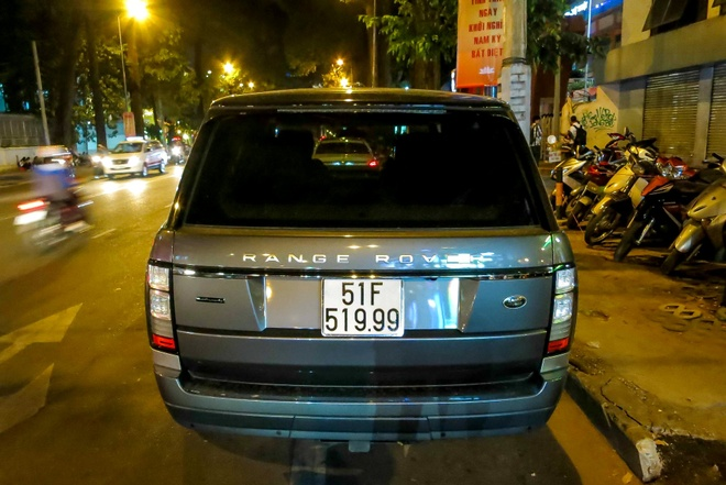 Range Rover Black Edition mau doc o Sai Gon hinh anh 4