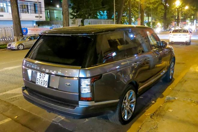 Range Rover Black Edition mau doc o Sai Gon hinh anh 5