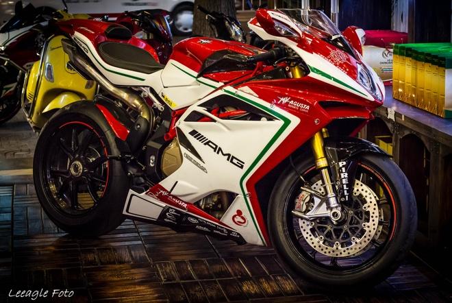 Chi tiet sieu moto MV Agusta F4 RC gia 1,35 ty tai Viet Nam hinh anh